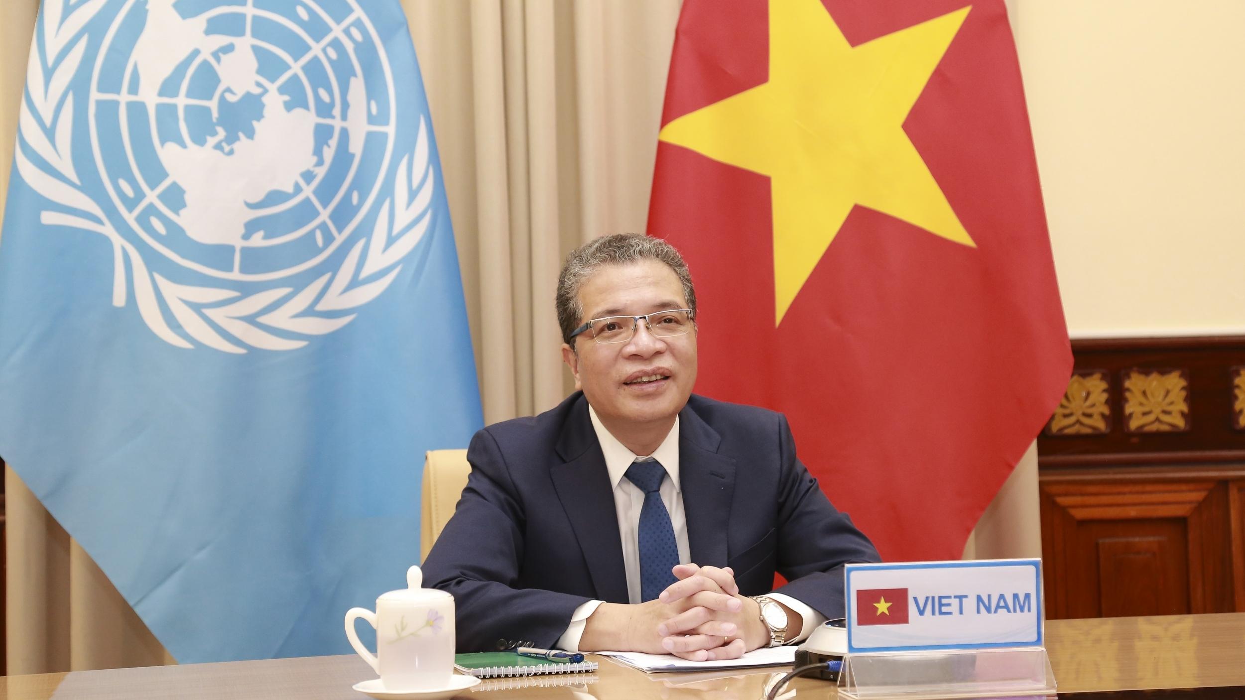 Hội đồng Bảo an Liên hợp quốc thảo luận trực tuyến về tình hình khu vực Vịnh Ba-tư