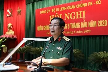 thu tuong chinh phu bo nhiem 2 thu truong bo quoc phong