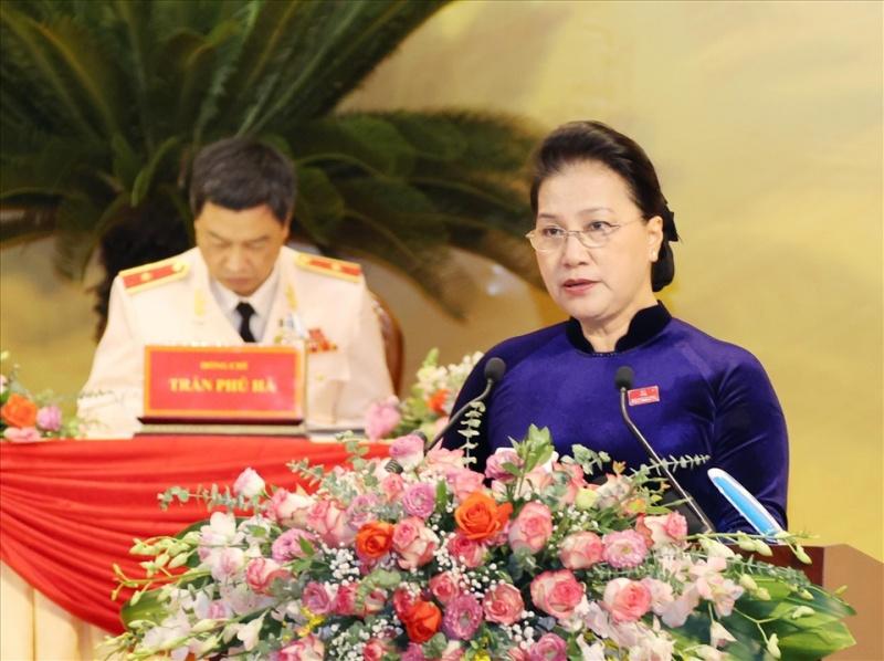 Bế mạc Đại hội Đảng bộ tỉnh Hải Dương lần thứ XVII