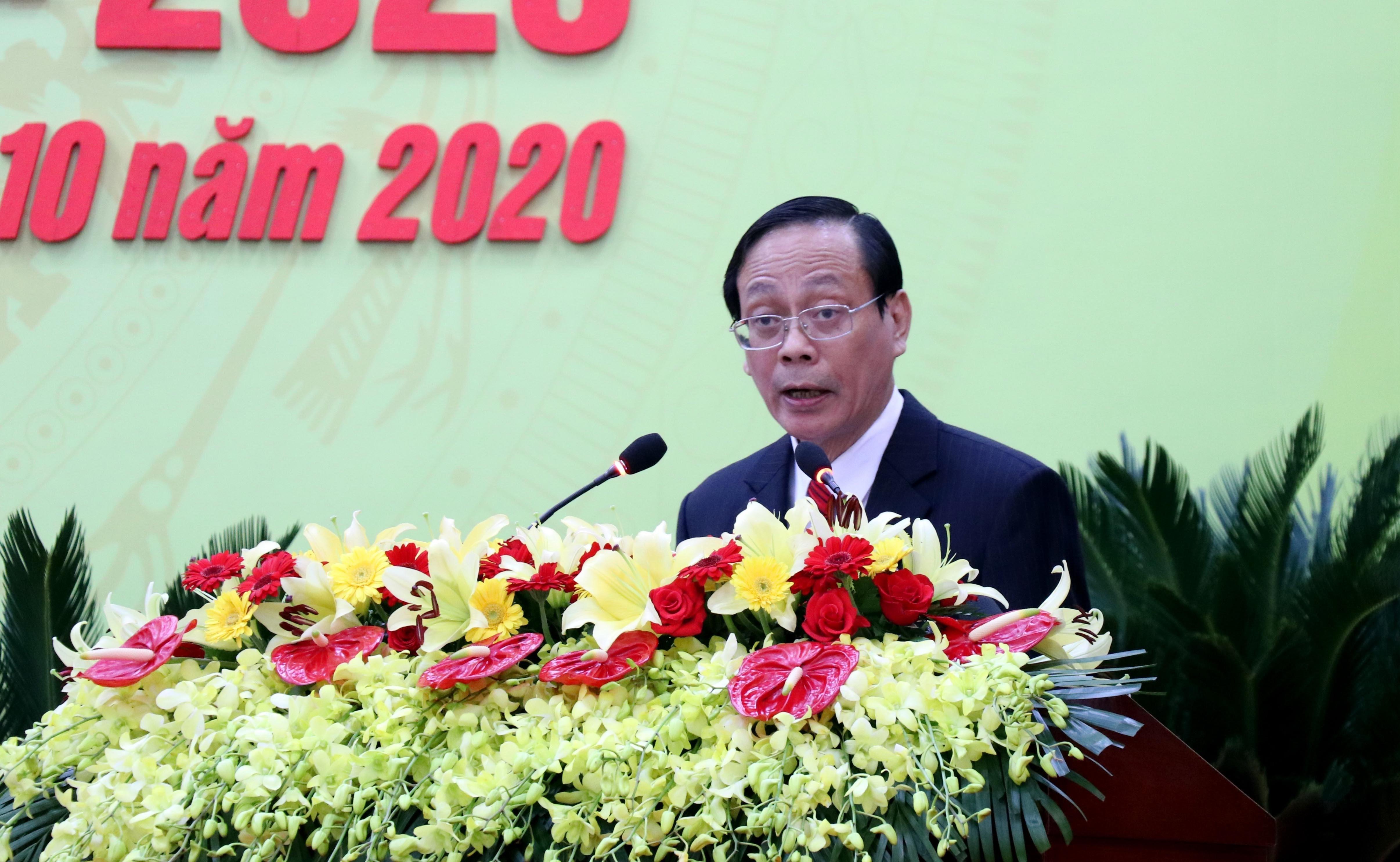 Đồng chí Nguyễn Đức Thanh tái đắc cử Bí thư Tỉnh ủy Ninh Thuận khóa XIV