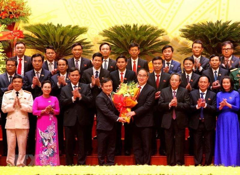 Đồng chí Vũ Đại Thắng được bầu tiếp tục giữ chức Bí thư Tỉnh ủy Quảng Bình nhiệm kỳ 2020-2025