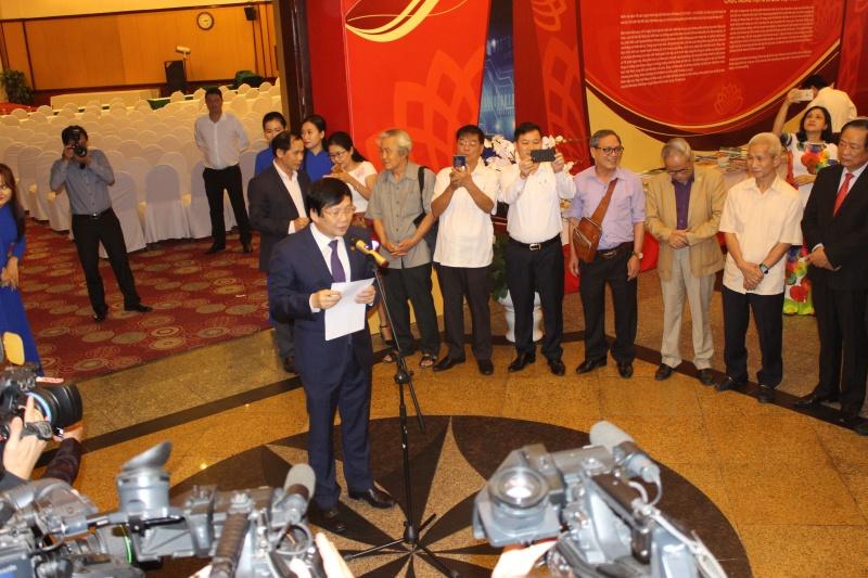 Đại hội thi đua yêu nước Hội Nhà báo Việt Nam năm 2020