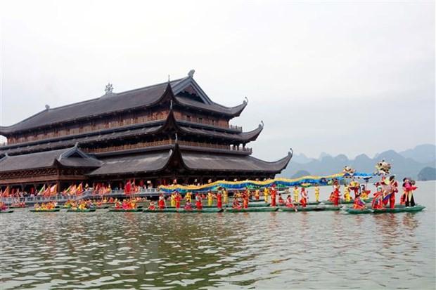Hà Nam - Tái kích cầu du lịch thông qua hoạt động văn hóa, thể thao