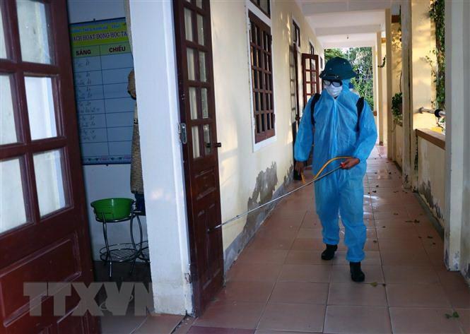 Hơn 28.000 học sinh Hà Tĩnh nghỉ học để phòng tránh mưa lũ