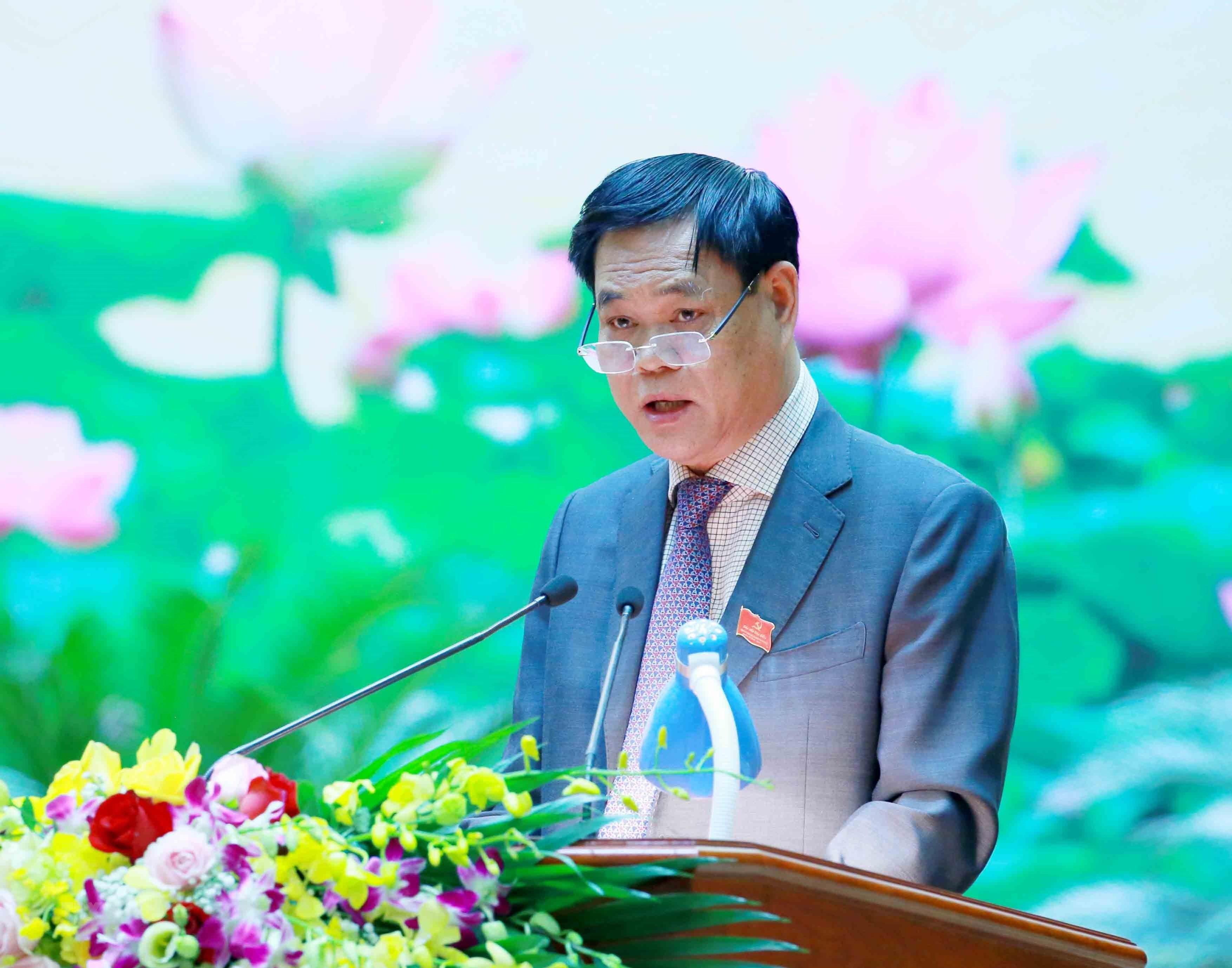 Đồng chí Huỳnh Tấn Việt được bầu giữ chức Bí thư Đảng ủy Khối các cơ quan Trung ương nhiệm kỳ 2020-2025