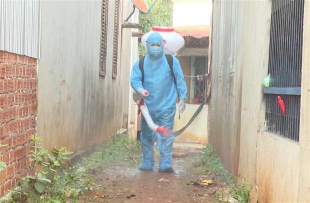 Hà Tĩnh xuất hiện ổ dịch thủy đậu tại một trường tiểu học