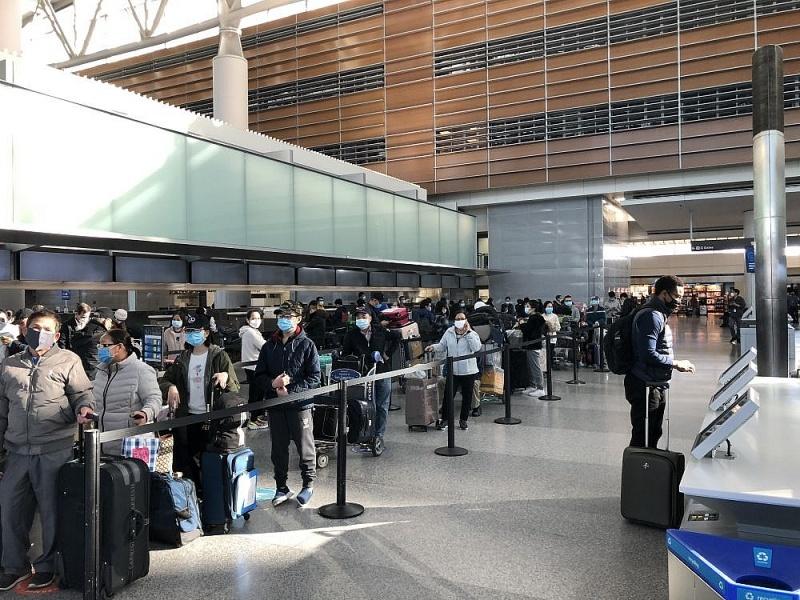 Đưa hơn 350 công dân Việt Nam từ Hoa Kỳ và Nhật Bản về nước