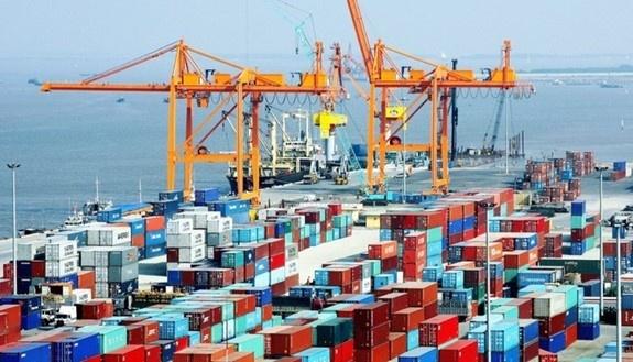 Xuất nhập khẩu hàng hóa của cả nước trong nửa đầu tháng 10 giảm