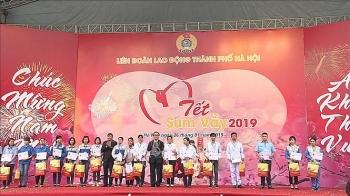 trien khai cac hoat dong thiet thuc cham lo cho nguoi lao dong dip tet nguyen dan nam 2020