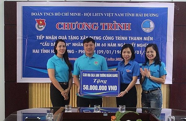 hai duong tang cong trinh thanh nien cau dan sinh cho phu yen