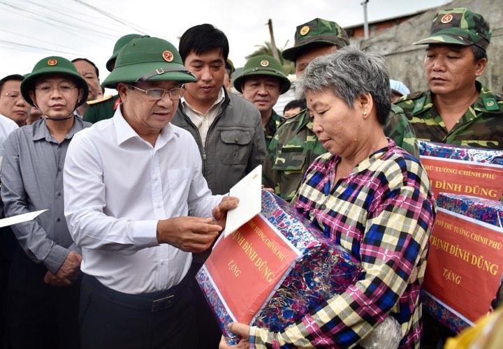 pho thu tuong chinh phu trinh dinh dung dam bao an toan tinh mang cho nguoi dan la tren het