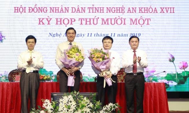 xay dung dang va he thong chinh tri bau bo sung hai pho chu tich ubnd tinh nghe an