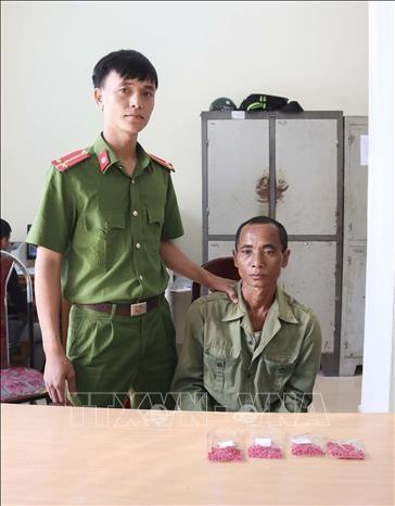 Bắt giữ đối tượng mua bán số lượng lớn ma túy trên tuyến cao tốc Hà Nội – Thái Nguyên