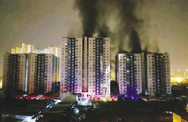 """Kỳ họp thứ 8, Quốc hội khóa XIV: Lỗ hổng """"chết người"""" trong phòng cháy chữa cháy tại cao ốc"""