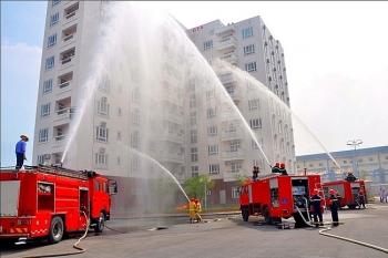 Kỳ họp thứ 8, Quốc hội khóa XIV: Nâng cao hiệu lực, hiệu quả thực hiện chính sách, pháp luật về phòng cháy, chữa cháy