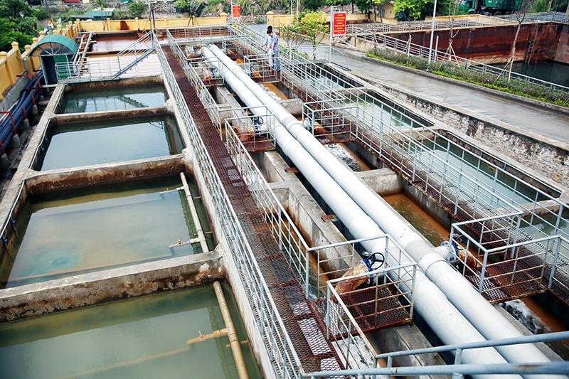 Xử lý nước ngầm dùng trong sinh hoạt bằng công nghệ năng lượng cơ học