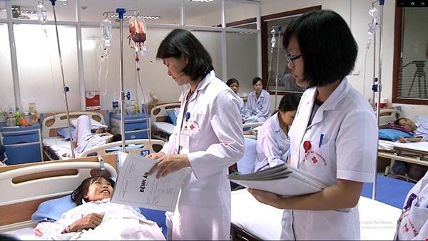 Sáp nhập các Trung tâm y tế để nâng cao năng lực kiểm soát bệnh tật
