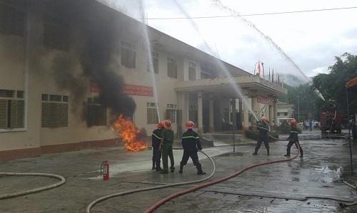 Kỳ họp thứ 8, Quốc hội khóa XIV: Đẩy mạnh giải pháp phòng cháy, chữa cháy