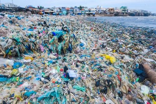 """Thành phố Hội An (Quảng Nam) """"nói không"""" với rác thải nhựa"""