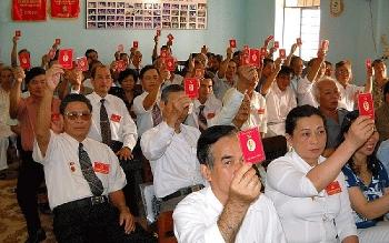 Xây dựng Đảng và hệ thống chính trị: Lạng Sơn rà soát, đưa những đảng viên không còn đủ tư cách ra khỏi Đảng