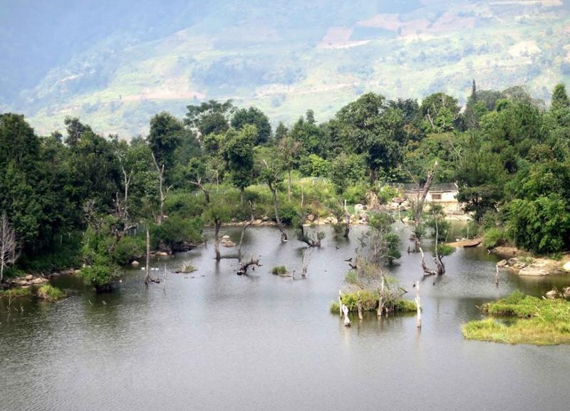 Khám phá điểm du lịch hồ Noong U, Điện Biên