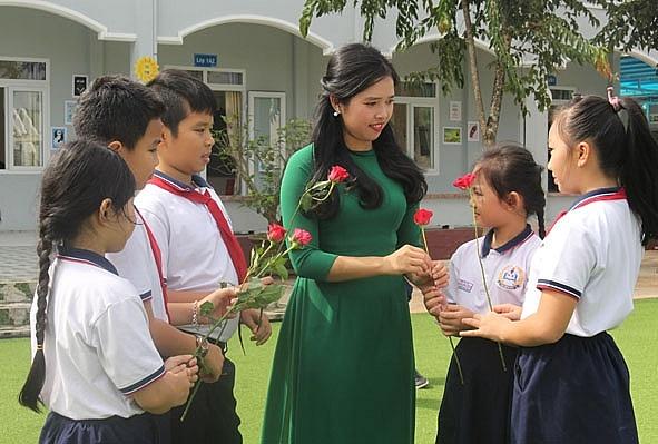 dak lak co 465 so truong pho thong dat chuan quoc gia