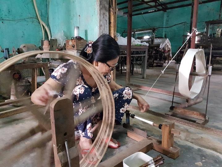 Quảng Nam khuyến khích khôi phục nghề trồng dâu nuôi tằm