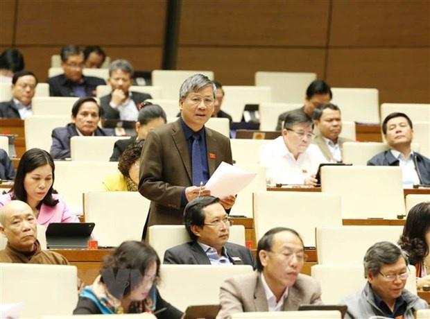 Kỳ họp thứ 8, Quốc hội khóa XIV: Kiểm soát rủi ro, đảm bảo cạnh tranh lành mạnh, thu hút các nhà đầu tư