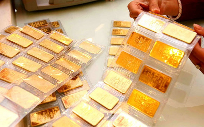 Không niêm yết công khai giá vàng miếng tại điểm giao dịch sẽ bị phạt đến 50 triệu đồng