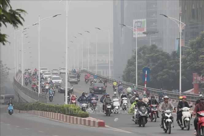 Cần nâng cao khả năng dự báo, cảnh báo ô nhiễm môi trường không khí đô thị