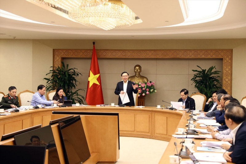 Phó Thủ tướng Vương Đình Huệ: Tinh giản biên chế không phải là cắt giảm lao động mà là bớt sự phụ thuộc vào ngân sách nhà nước