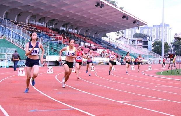 458 vận động viên tham dự Giải Vô địch Điền kinh quốc gia năm 2020