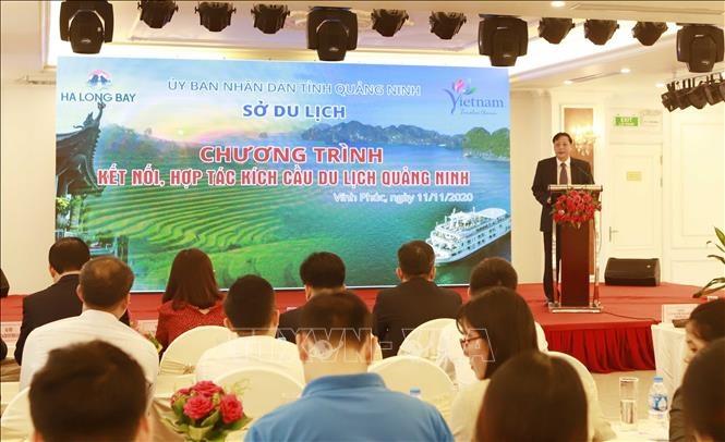 Quảng Ninh tổ chức hợp tác kích cầu du lịch tại Vĩnh Phúc