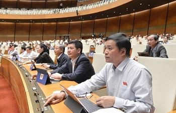 thong qua nghi quyet ve phan bo ngan sach trung uong nam 2021