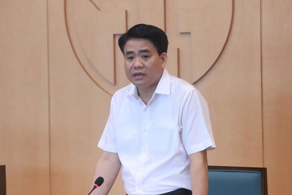 Bộ Công an đề nghị truy tố cựu Chủ tịch UBND TP Hà Nội Nguyễn Đức Chung