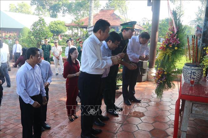 Tiền Giang, Sóc Trăng kỷ niệm 80 năm Nam Kỳ khởi nghĩa