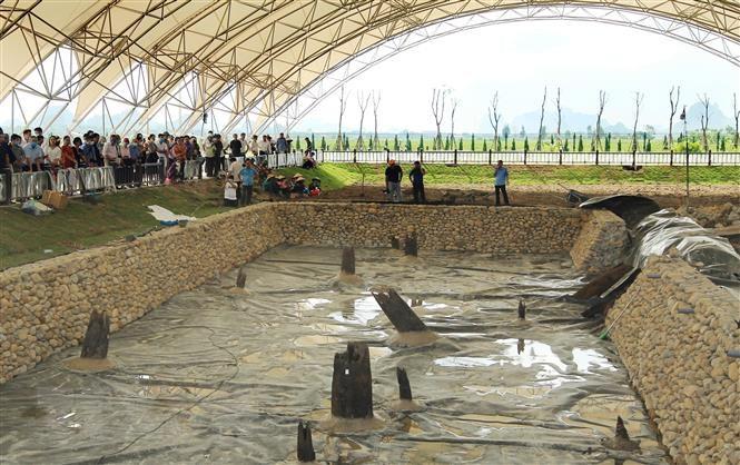 Khu bảo tồn bãi cọc Cao Quỳ: Góc nhìn mới về lịch sử Việt Nam