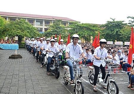 nang cao y thuc chap hanh luat giao thong duong bo cho hoc sinh sinh vien