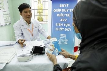 Nhân Ngày thế giới phòng chống HIV/AIDS (1/12): Trên 42.000 bệnh nhân nhận thuốc ARV từ nguồn bảo hiểm y tế