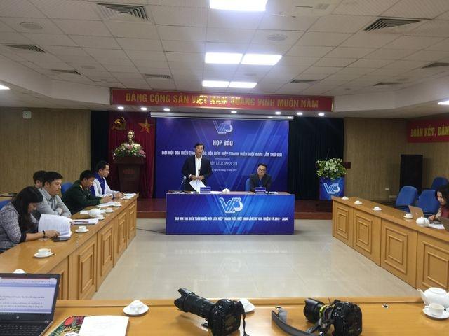 Đại hội VIII Hội Liên hiệp Thanh niên Việt Nam diễn ra từ ngày 10 - 12/12 tại Hà Nội