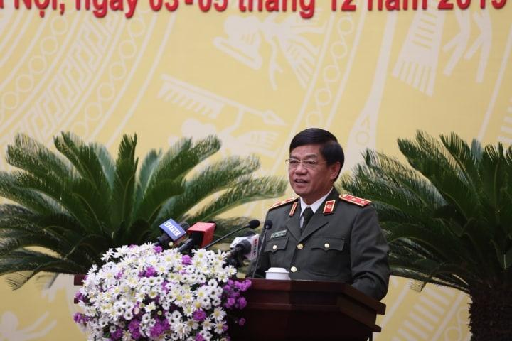 Kỳ họp thứ 11, HĐND thành phố Hà Nội khóa XV: Giám đốc Công an Hà Nội trả lời chất vấn về phòng chống tội phạm đặc biệt nghiêm trọng