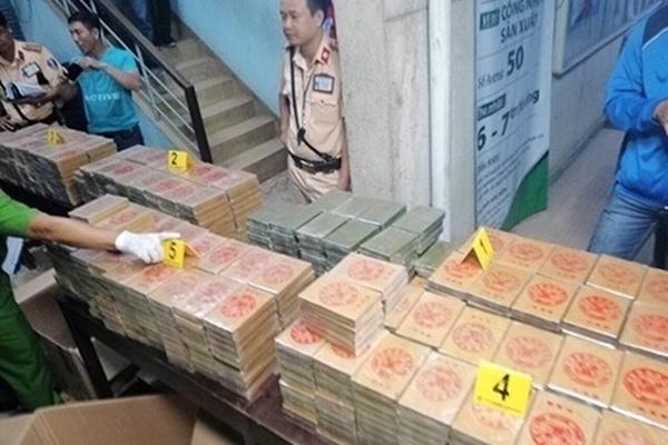 Bộ Công an thông tin chính thức về vụ án mua bán, vận chuyển trái phép 446 bánh heroin