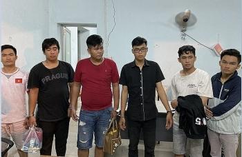 Thành phố Hồ Chí Minh: Bắt giữ nhóm đối tượng giả danh Cảnh sát hình sự để cướp tài sản