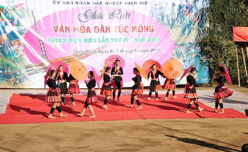 Ngày hội giao lưu văn hóa dân tộc Mông huyện Điện Biên lần thứ IV