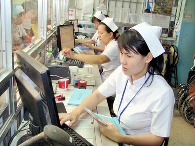 Đẩy mạnh ứng dụng công nghệ thông tin tại cơ sở khám chữa bệnh