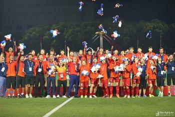 Phó Chủ tịch nước Đặng Thị Ngọc Thịnh gửi Thư chúc mừng Đoàn Thể thao Việt Nam và Đội tuyển Bóng đá nữ