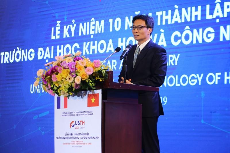 Phó Thủ tướng Vũ Đức Đam: Đại học Việt-Pháp góp phần đổi mới mô hình quản trị đại học