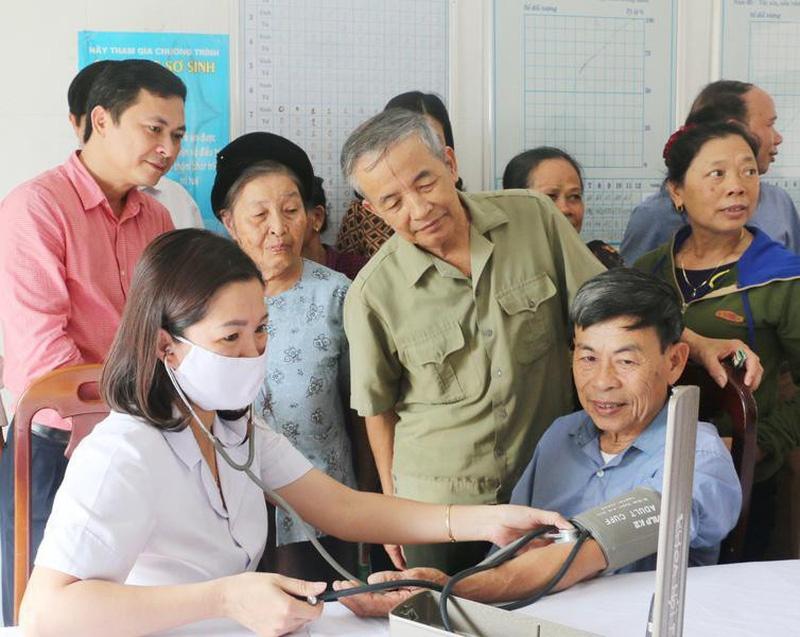 Hà Nội triển khai hiệu quả mô hình trạm y tế hoạt động theo nguyên lý y học gia đình