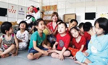 Hỗ trợ trẻ em khuyết tật hòa nhập cộng đồng