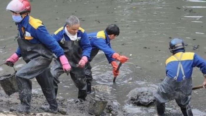 Gửi lời xin lỗi Chủ tịch UBND thành phố Hà Nội, JEPO xác nhận chưa xin phép mà chỉ phối hợp xử lý ô nhiễm sông Tô Lịch